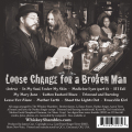 The Whiskey Shambles - Loose Change for a Broken Man (album back)