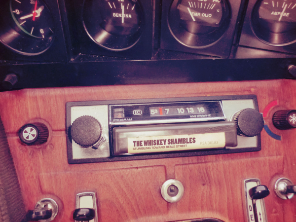 The Whiskey Shambles Stumbling 8-Track