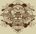RiverTowne Ramblers - Graphic - Brown on Sand