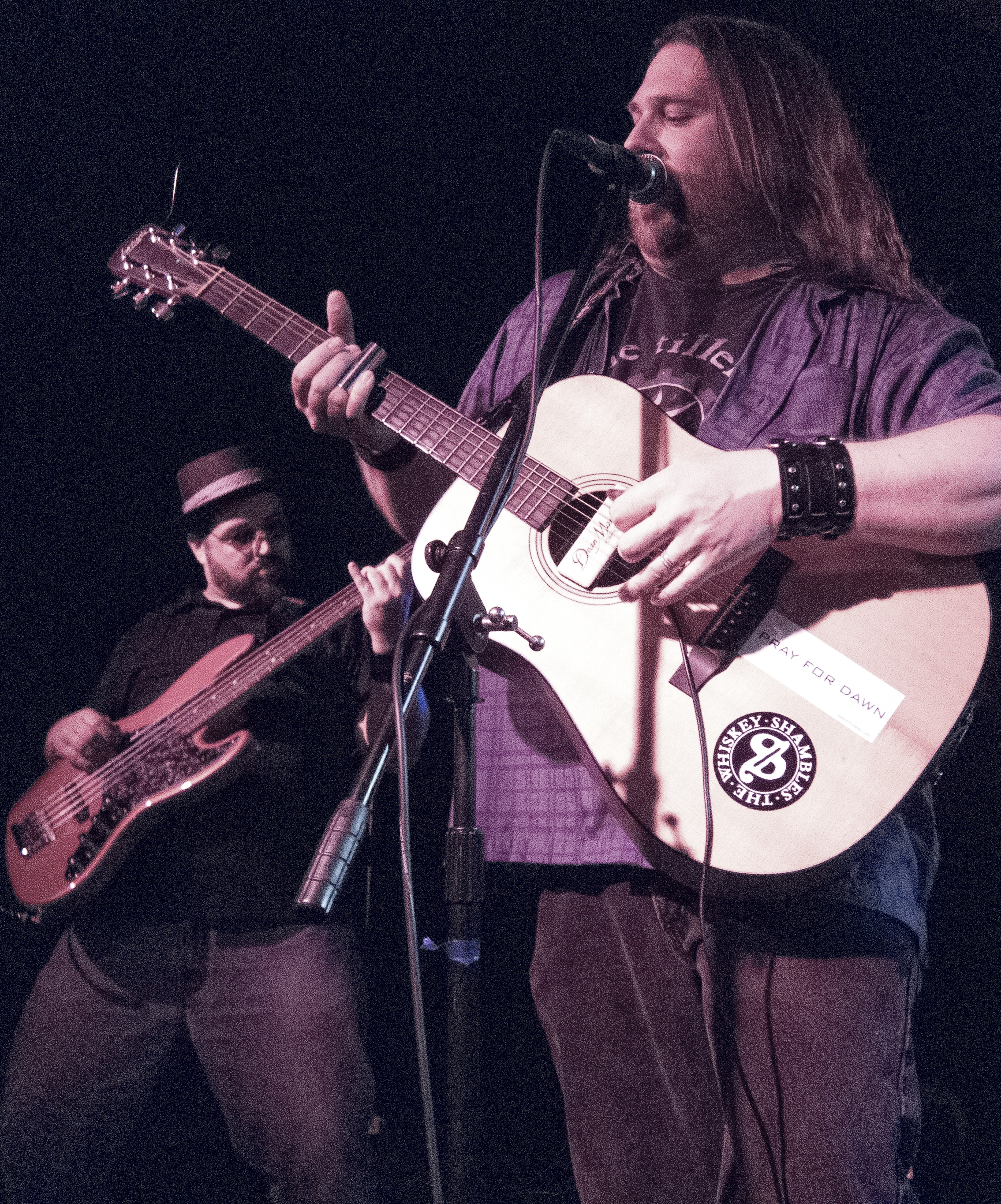The Whiskey Shambles – 2013-08-22 @ The Mad Frog