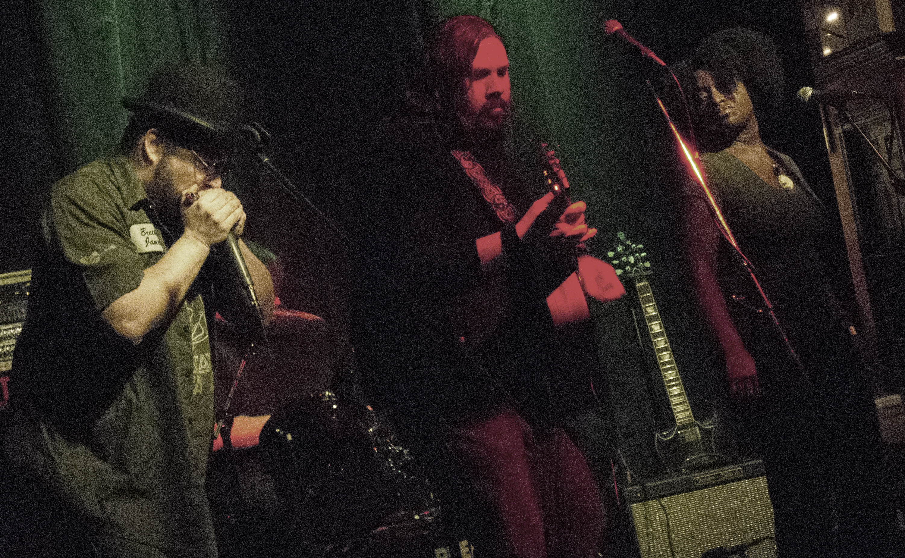 The Whiskey Shambles – 2014-03-16 @ MOTR